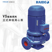 VS Vertical Single Stage Single Suction Centrifugal Pump