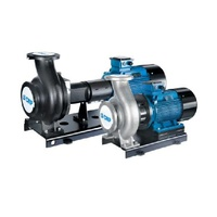 NISO-NIS-NISF End Suction Centrifugal Pump