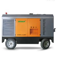 DACY Diesel Portable Screw Air Compressor Series
