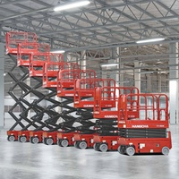 Self-propelled Electric Scissor Lifts