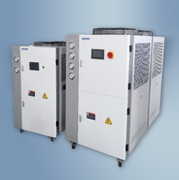 ICA-0.6~ICA-60 Small industrial chiller