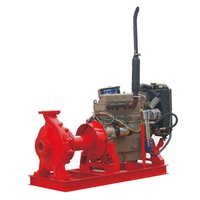 XBC Series Diesel Engine Fire-Fighting Pump