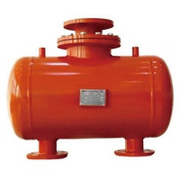 KPA vertical volumetric check valve