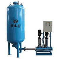 BRD Pressurize by making up water device