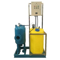 BRD physicochemical integrated water treatment unit
