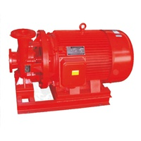 XBD-HY(HW) Series Horizontal Constant Pressure Fire-Fighting Pump