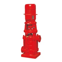 XBD-VM(WY) Series Vertical (Horizontal) Single-Stage Single-Suction Fire-Fighting Pump