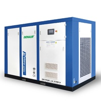 DVA-/DA-Energy Efficiency Screw Air Compressor