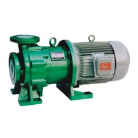 IMD fluoroplastic alloy magnetic pump