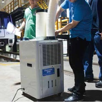 DAKC Series Mobile Compression Refrigeration Air Conditioner