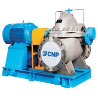 NSC Single Stage Double Suction Split-Case Centrifugal Pump