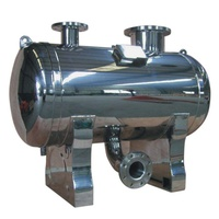 Non-negative Pressure Steady Flow Tank