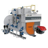 WNS Horizontal (condensing) steam boiler