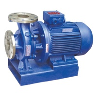 HSD Horizontal Single Stage Single Suction Centrifugal Pump